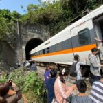 BREAKING: 48 ang kumpirmadong patay sa nadiskaril na Taroko Express Train sa Hualien