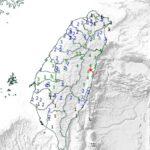 Bansang Taiwan niyanig ng Magnitude 5.8 na lindol